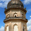 Tomb of Qutb shahi king — Stock Photo