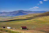 Prairie landscape — Stock Photo