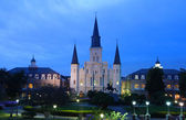 St Louis Cathedral — Stock Photo