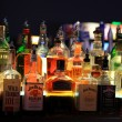 Different liquor bottles — Stock Photo #24261903