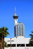 Stratosphere tower — Stock Photo