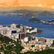 Stock Photo: Rio landscape