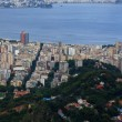 Stock Photo: Aerial view of Rio
