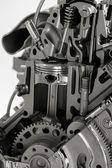 Motor de combustión interna — Foto de Stock