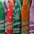 Indian Sarees — Stock Photo