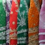 Indian Sarees — Stock Photo