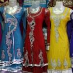 Indian women dresses — Stock Photo #26301675