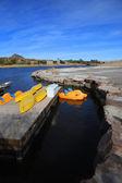 Recreation boats — Stock Photo