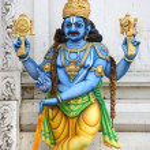 Постер, плакат: Lord Vishnu