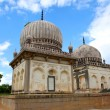 Tombs in Hyderabad — Stock Photo