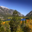 Scenic Rocky mountains — Stockfoto