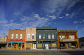 Downtown Panguitch — Stock Photo