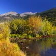 Stock Photo: Colorado autumn