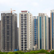 Постер, плакат: Hyderabad high rise apartments