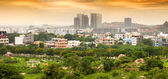 Hyderabad new growth In India — Stock Photo