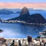 Rio De Janeiro, Brazil landscape — Stock Photo #35103097