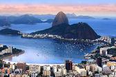 Rio de janeiro paisagem do brasil — Fotografia Stock