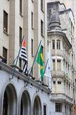 Government buildings in Sao Paulo — Stok fotoğraf