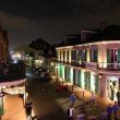 Bourbon street in New Orleans — Stock Photo #37081439