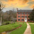 Stock Photo: Historic Jefferson college