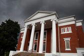 First baptist church — Stock Photo