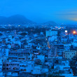 Vijayawada in night time — Stock Photo