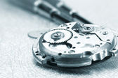 Watch repair — Stockfoto