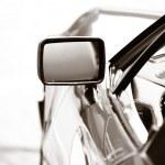 Rear view mirror — Stock Photo #44883313