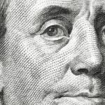 Постер, плакат: Benjamin Franklin