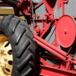 Farm machinery — Stock Photo #7605086