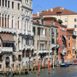 Stock Photo: Reinaissance buildings in Venice