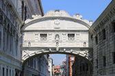 Bridge of Sighs in Venice — Stock Photo