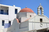 église à mykonos, grèce — Photo