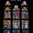 Stained glass window — Stock Photo #12257467
