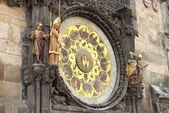 Prague Astronomical Clock — Stock fotografie