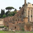 The Roman Forum - Foto Stock