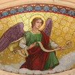Stock Photo: Mosaic of angel