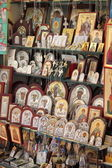 Orthodox icons — Stock Photo