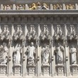Facade of Westminster Abbey — Stock Photo #12683798