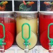 Crushed ice drink dispenser — Lizenzfreies Foto