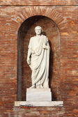 Statue of a roman Senator — Stock Photo
