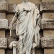 Statue of Papiniano — Stock Photo #12791193