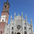 Stock Photo: Monzcathedral, Italy