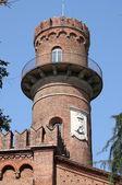 Torre medieval — Fotografia Stock
