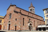 St. Peter Martyr church in Monza — Stock Photo