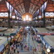 Stock Photo: Great Market Hall in Budapest