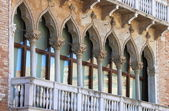 Renaissance palace in Venice — Stock Photo