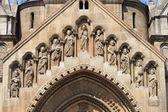 Iglesia de jak en budapest — Foto de Stock