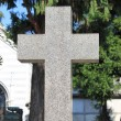 Cross gravestone — Stock Photo #13489100