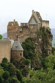 Aggstein Castle — Stock Photo